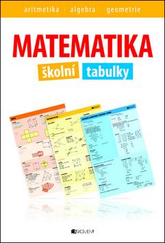 Matematika školní tabulky - Věra Řasová - 20x30 cm
