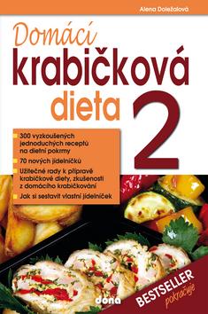 Domácí krabičková dieta 2. - Doležalová Alena - 15x23
