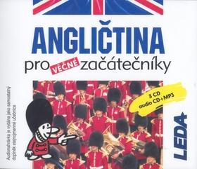 CD Angličtina pro věčné začátečníky