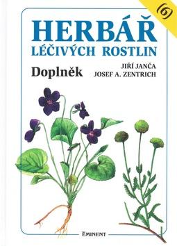 Herbář léčivých rostlin (6) Doplněk - Josef A. Zentrich, Jiří Janča - 15x21