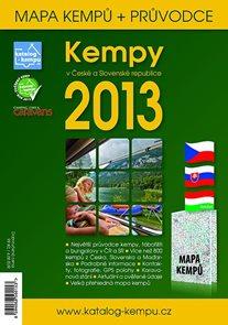 Kempy a bungalovy v ČR A SR 2013