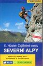 Severní Alpy - zajištěné cesty