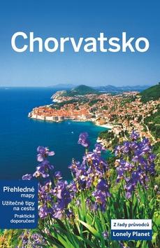 Chorvatsko - turistický průvodce Lonely Planet v češtině - 13x20