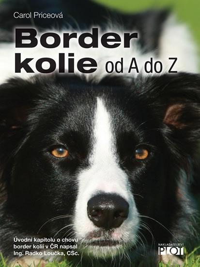 Border kolie - Carol Price - 22x29, Sleva 30%