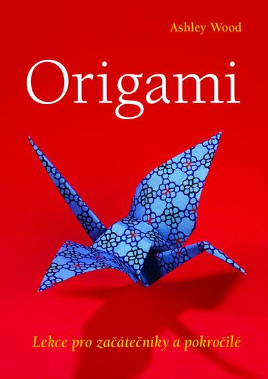 Origami - Lekce pro začátečníky a pokročilé - Woodová Ashley - 14x21