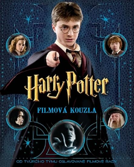 Harry Potter - Filmová kouzla - neuveden - A4