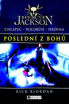 Percy Jackson: Poslední z bohů - Riordan Rick - 15x22