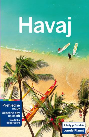 Havaj - průvodce Lonely Planet v češtině - 13x20