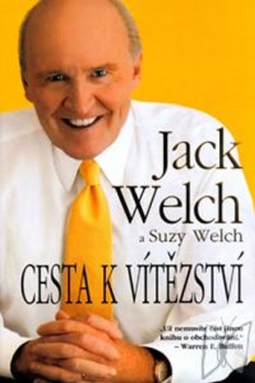 Cesta k vítězství - Welch Jack - 17x24