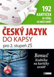 Český jazyk do kapsy pro 2. stupeň ZŠ