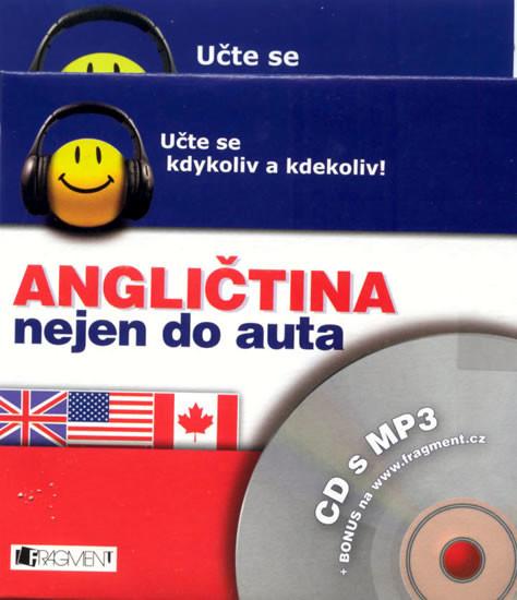 Angličtina nejen do auta + CD - 13x15