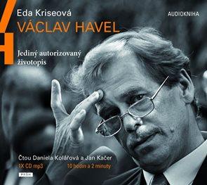CD Václav Havel - Jediný autorizovaný životopis
