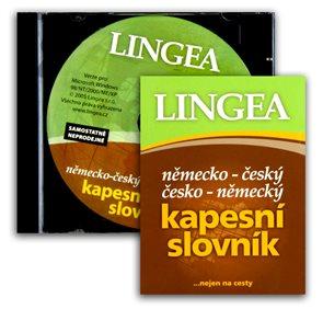 Německo-český a česko-německý kapesní slovník + CD-ROM