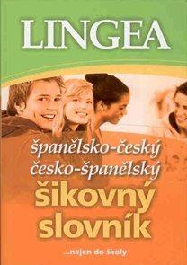 Španělsko-český a česko španělský šikovný slovník