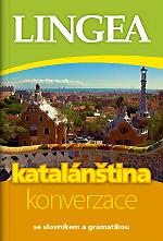 Katalánština - konverzace se slovníkem a gramatikou