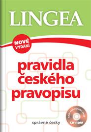 Pravidla českého pravopisu + CD-ROM 2. vydání - 14x19 cm