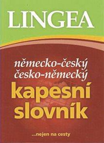 Kapesní slovník Německo-český