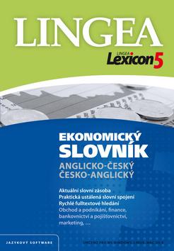 Lexicon 5 Anglický ekonomický slovník - 19x13,5