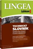 Lexicon 5 Německý technický slovník - 19x13,5