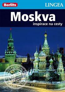 Moskva - turistický průvodce v češtině