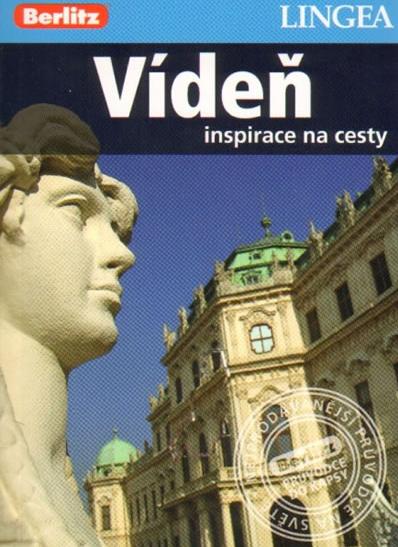 Vídeň - inspirace na cesty - 10,5 x 14,5 cm