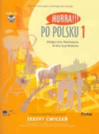 Hurra !!! Po polsku 1 - pracovní sešit + audio CD /1 ks/ - Malolepsza M., Szymkiewicz A. - A4, sešitová