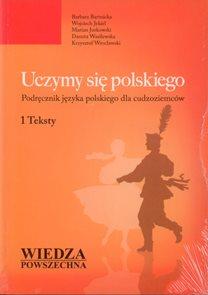 Uczymy sie polskiego 1 + 2 díl /komplet/