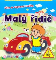 Malý řidič - Učím se dopravní značky