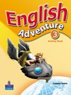English Adventure 3 Activity Book