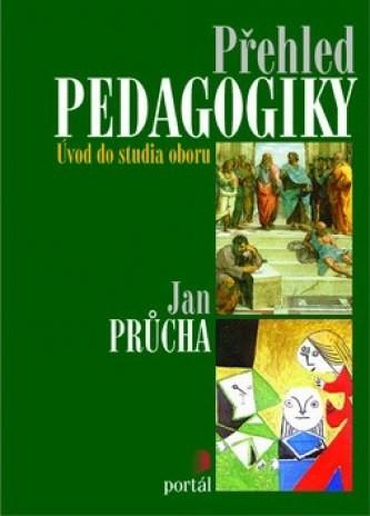 Přehled pedagogiky - Jan Průcha - 15x21 cm