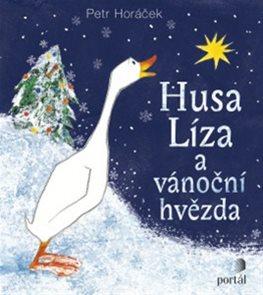 Husa Líza a vánoční hvězda