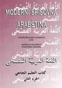Moderní spisovná arabština II. díl