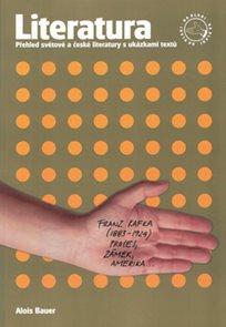 Literatura na dlani - Přehled světové a české literatury s ukázkami textů