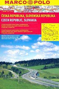 ČR + SR - atl. MP - 1:240t- spir./r.08/