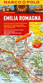 Itálie 6- Emilia Romagna - mapa Marco Polo - 1:200 000