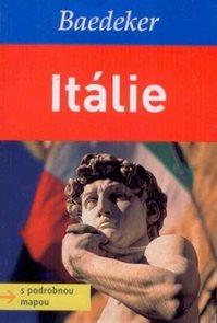 Itálie - průvodce Baedeker