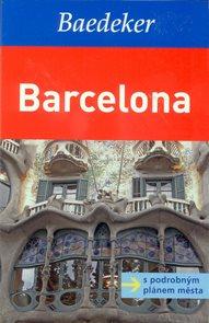 Barcelona - průvodce Baedeker /Španělsko/