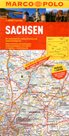 Německo - Sasko - automapa Marco Polo 1:200 000