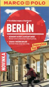 Berlín - průvodce Marco Polo - 3.vydání /Německo/
