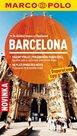 Barcelona - Průvodce se skládací mapou
