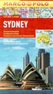 Sydney - městský kapesní plán 1: 15 tis.