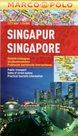Singapur / Singapore - kapesní městský plán