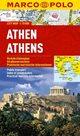 Atény / Athens - kapesní městský plán 1: 15 tis.