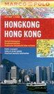 Hongkong / Hong Kong - kapesní městský plán