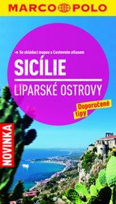Sicílie, Liparské ostrovy - turistický průvodce s mapou