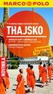 Thajsko - turistický průvodce s mapou