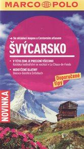 Švýcarsko - turistický průvodce se skládací mapou