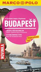 Budapešť - cestovní průvodce s mapou