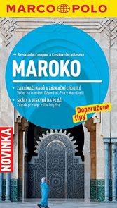 Maroko - cestovní průvodce s mapou