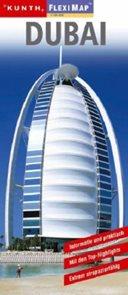 Dubai / Dubaj - mapa Kunth-flexi - 1:1 000 000